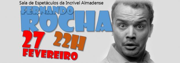 FERNANDO ROCHA AO VIVO