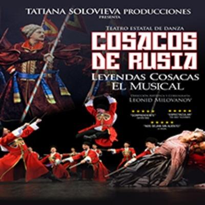 Cosacos de Rusia. Leyendas Cosacas