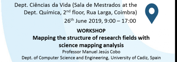 Workshop: Mapping the structure of research fields with science mapping analysis