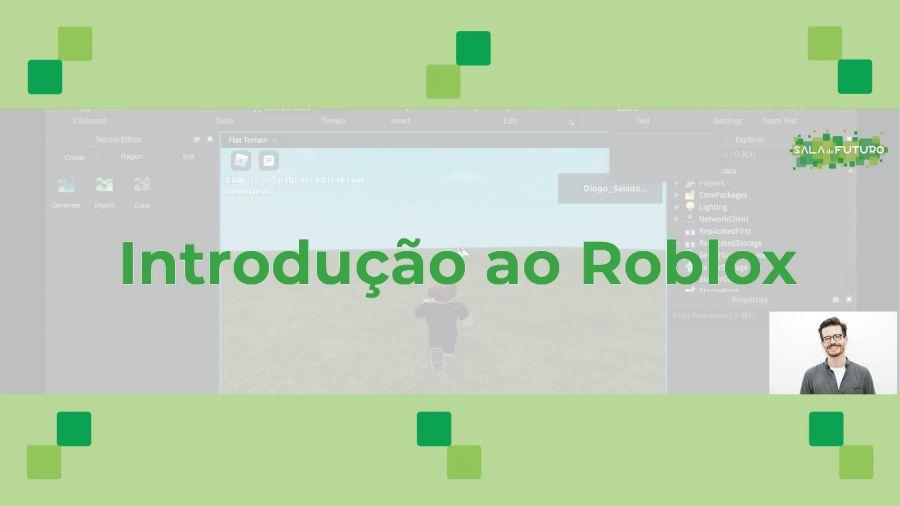 Introdução ao Roblox - Curso Online