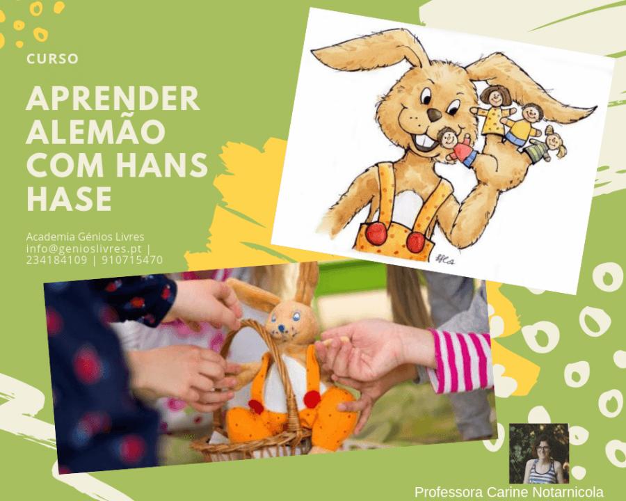Aprender Alemão com Hans Hase (Crianças)