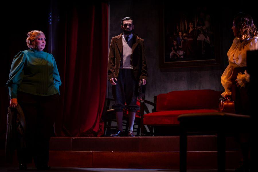 La Ventana del Lago, representación teatral.
