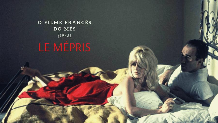 Le Mépris (1963) - Cinema Francês