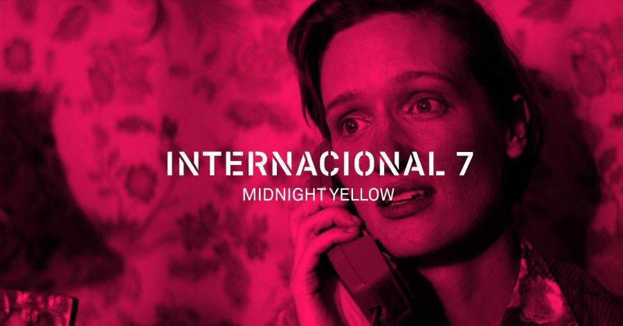 Festival shnit San José 2019. Competencia Internacional 7. MIDNIGHT YELLOW