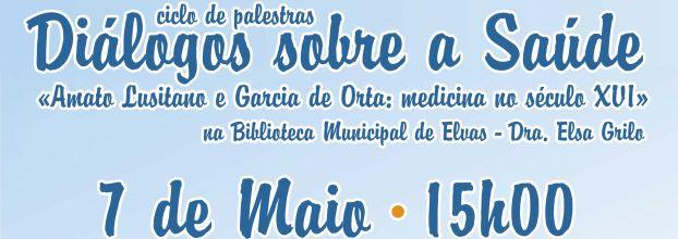 """Dialógos sobre a Saúde"" na biblioteca de Elvas"