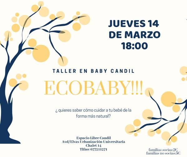 TALLER ECO BABY | Espacio Libre Candil