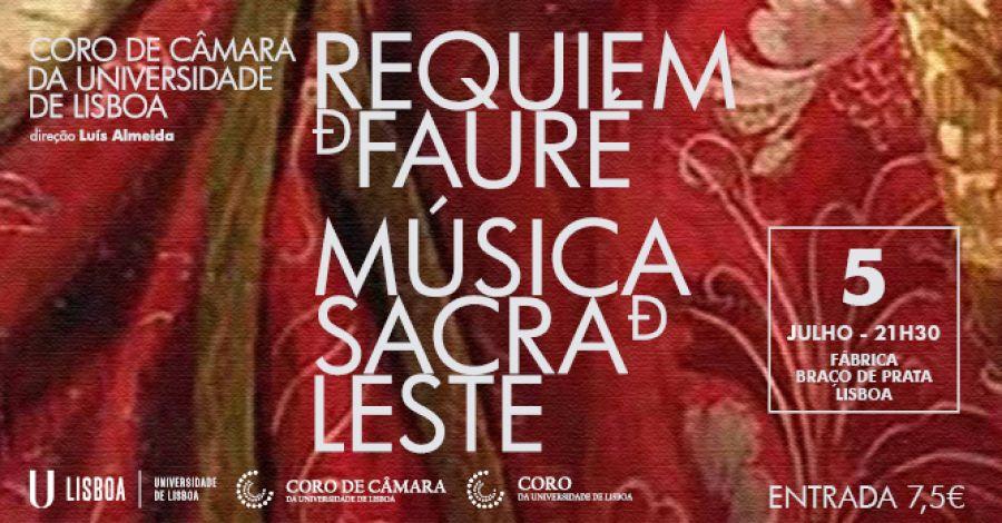 Requiem de Fauré | Música Sacra de Leste
