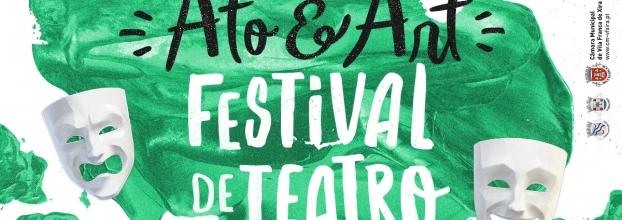 Ato & Art - Festival de Teatro   Ateneu Teatro apresenta 'O Veneno do Teatro'