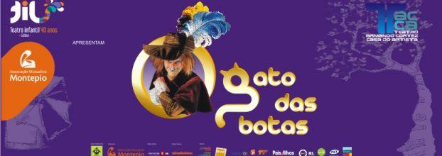 O Gato Das Botas - Musical