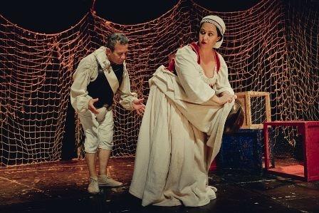 Teatro Ciclo D'Rule   'El pícaro Ruzante'