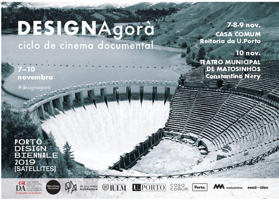 DESIGNAgorà - Ciclo de Cinema Documental