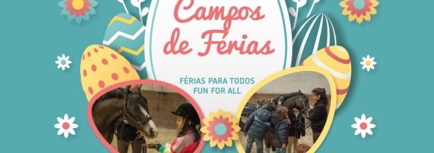 Campos de Férias | Páscoa 2019