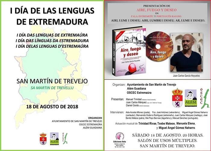 I Día de las Lenguas de Extremadura || San Martín de Trevejo