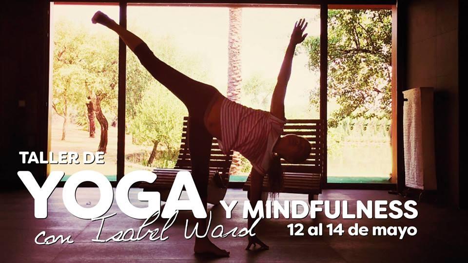 Taller de Yoga y Mindfulness en Valencia de Alcántara