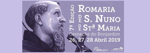 7ª ROMARIA DE S. NUNO DE STª MARIA