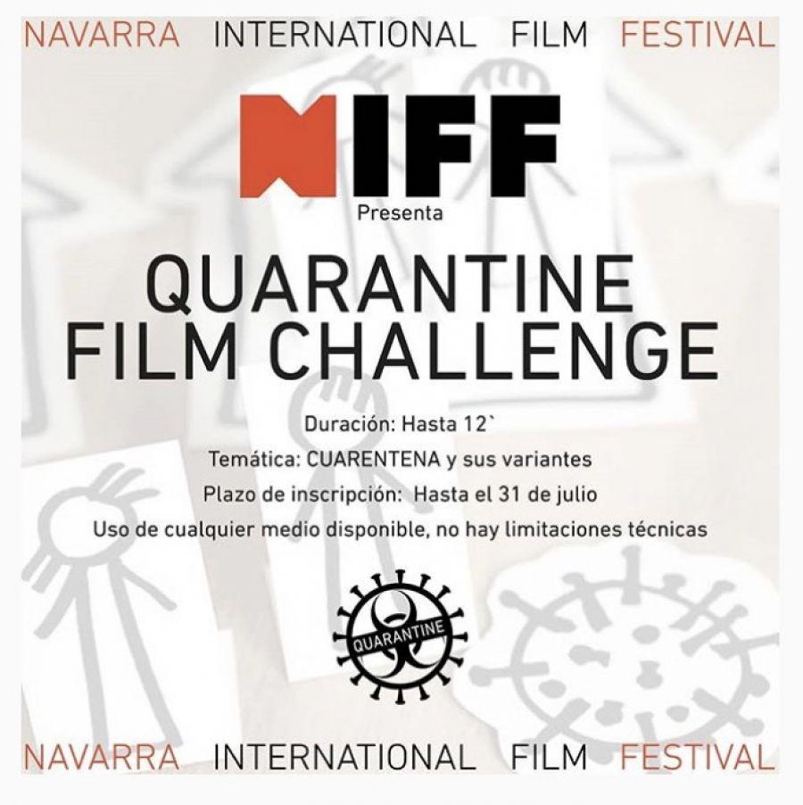 QUARANTINE FILM CHALLENGE | Festival NIFF
