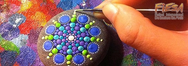 FIESA – Workshops Pedras Coloridas