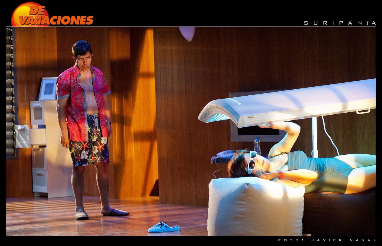 Teatro Ciclo D'Rule | 'De vacaciones'