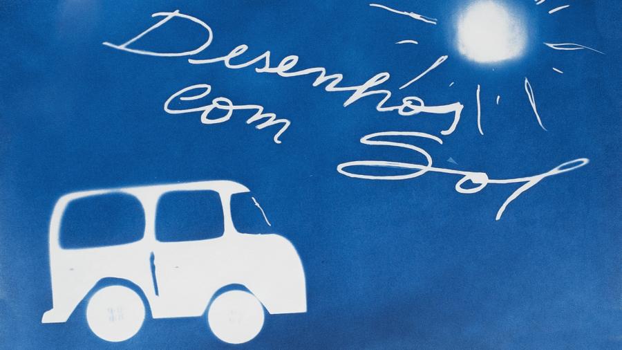 Desenhos com sol - Histórias em tons de Azul
