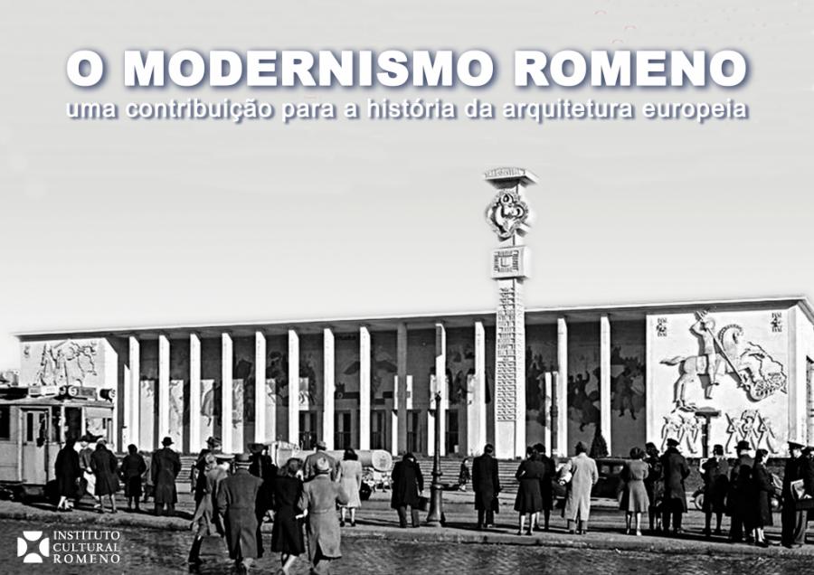 O Modernismo Romeno. Uma contribuição para a história da arquitetura europeia