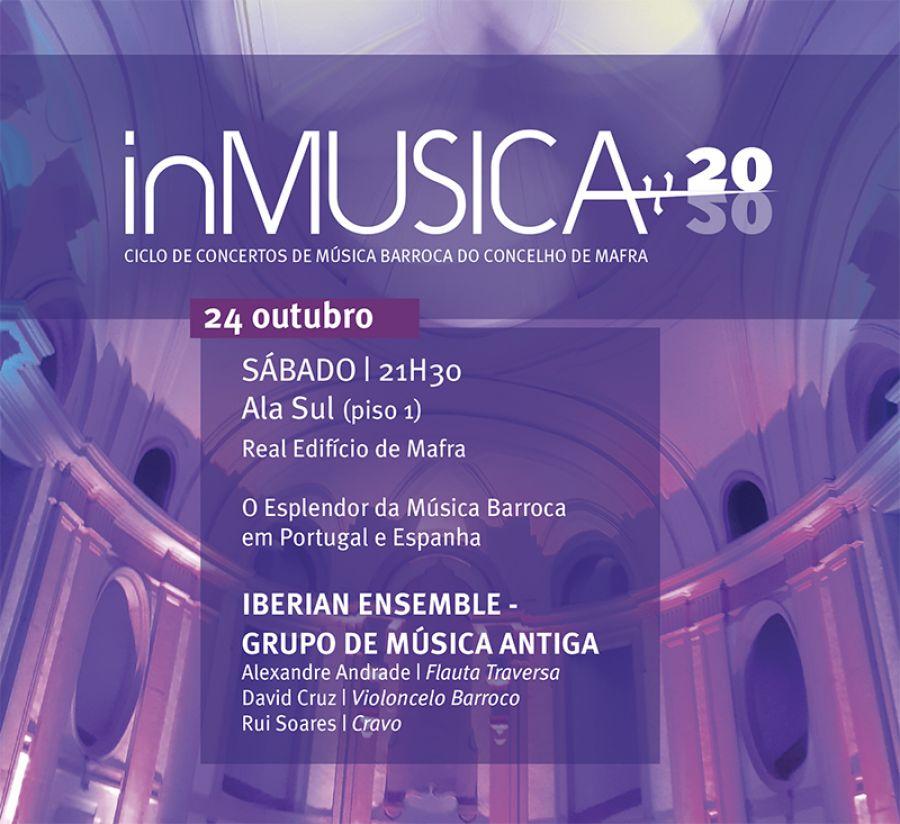 inMUSICA - Concerto O Esplendor da Música Barroca em Portugal e Espanha