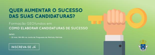 Como elaborar candidaturas de Sucesso - Mértola