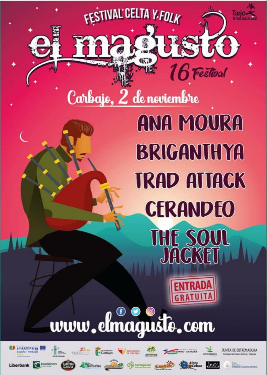 EL MAGUSTO 2019 | Festival Celta-Folk
