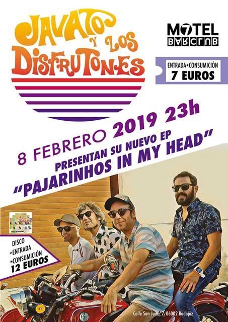 Javato Y Los Disfrutones presentan 'Pajarinhos In My Head'