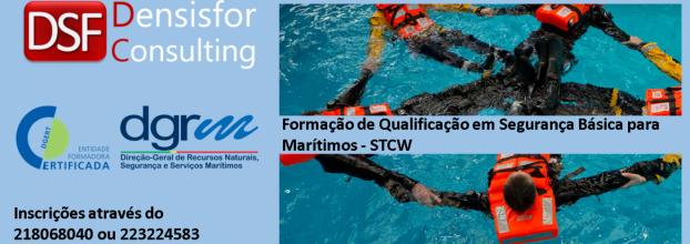 Formação de Qualificação em Segurança Básica para Marítimos