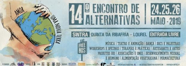 14º Encontro de Alternativas em Sintra - Mostra de Projectos