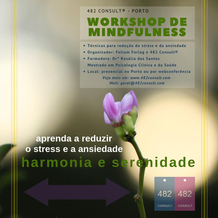 Workshop de Mindfulness