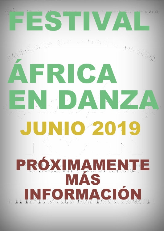 FESTIVAL ÁFRICA EN DANZA