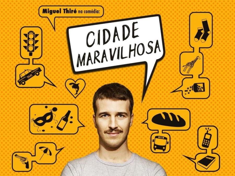 CIDADE MARAVILHOSA
