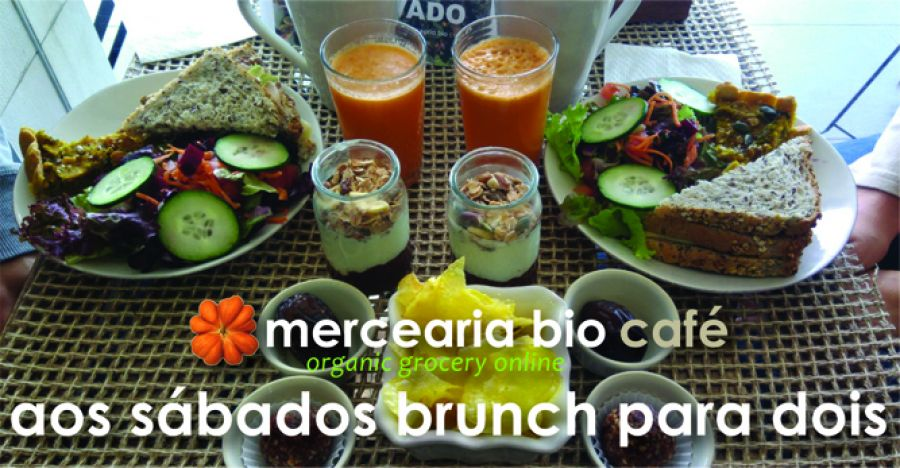 Brunch Mercearia Bio