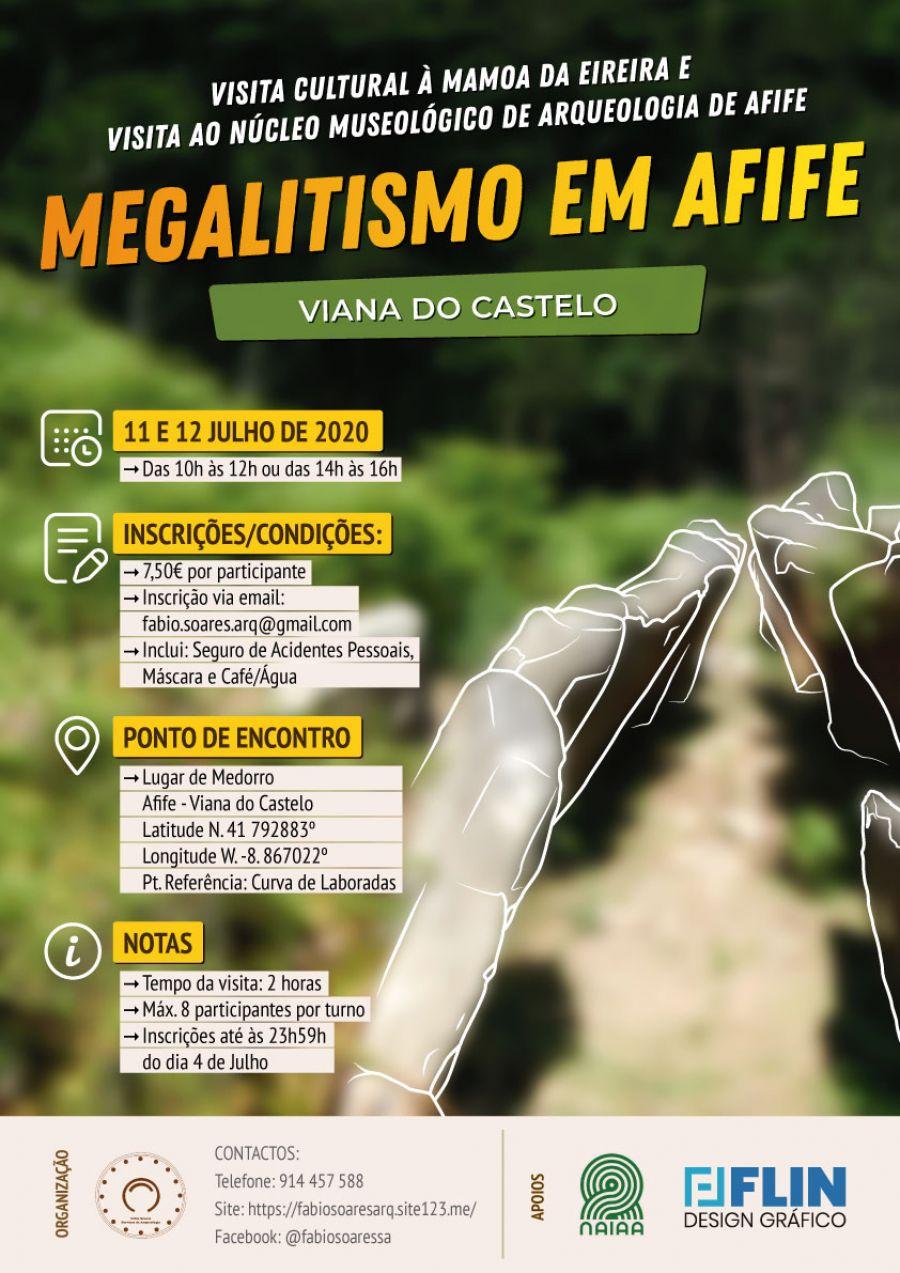 Megalitismo em Afife (Viana do Castelo)