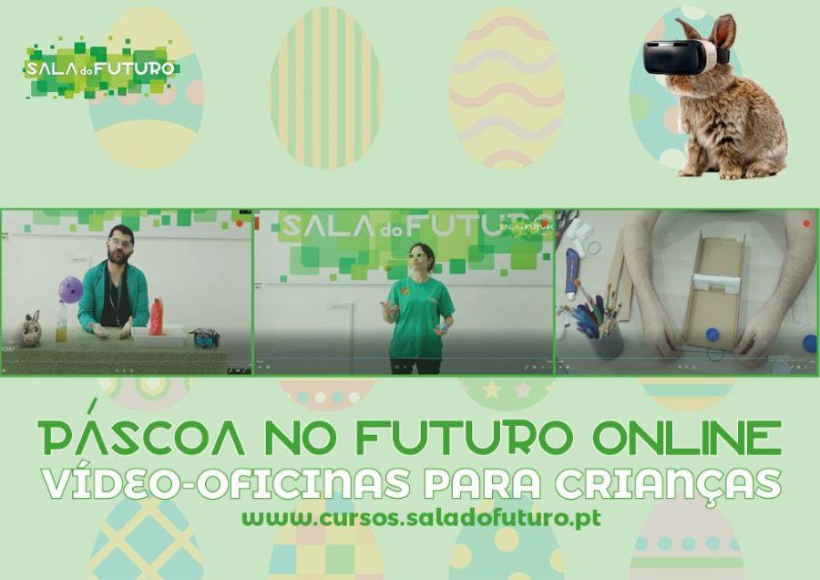 Páscoa no Futuro Online