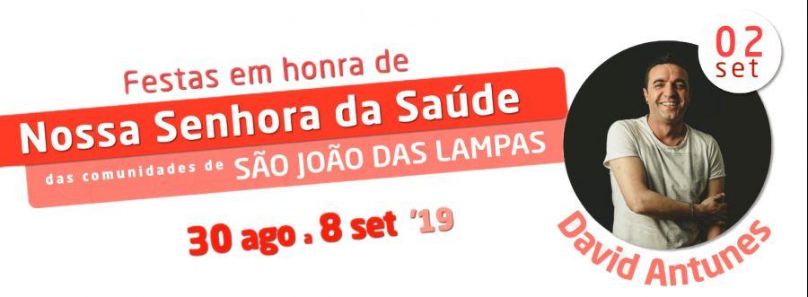 David Antunes - Festa de São João das Lampas
