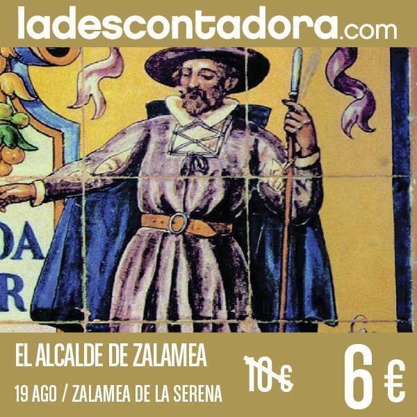 Teatro «El alcalde de Zalamea» || Zalamea de la Serena