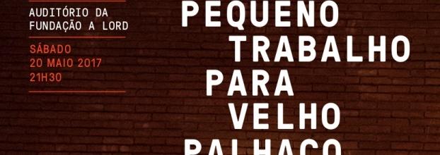 PEQUENO TRABALHO PARA VELHO PALHAÇO