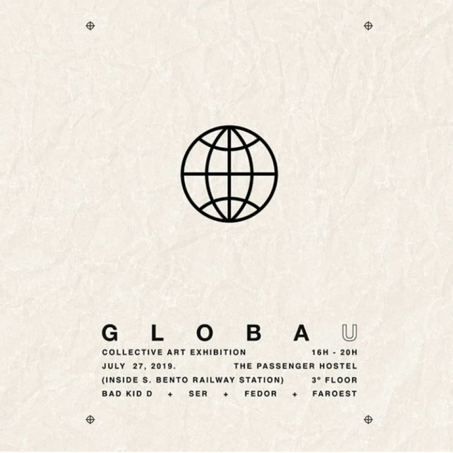 Globau - Collective Art Exhibition