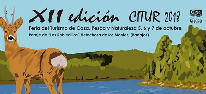FERIA DEL TURISMO DE CAZA Y PESCA EN LA COMARCA DEL CIJARA.