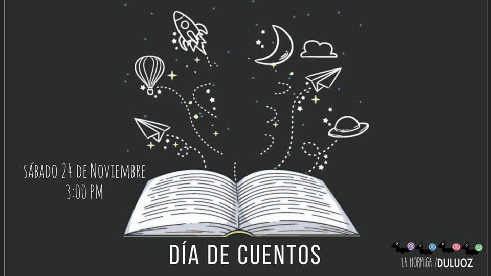 Día de cuentos. Lectura para chicas y chicos