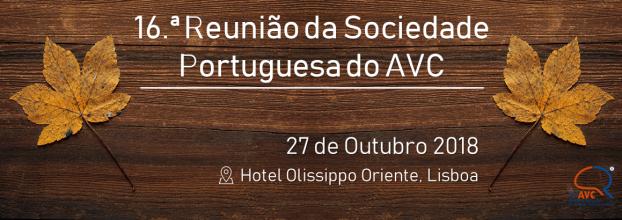16.ª Reunião Anual da Sociedade Portuguesa do AVC