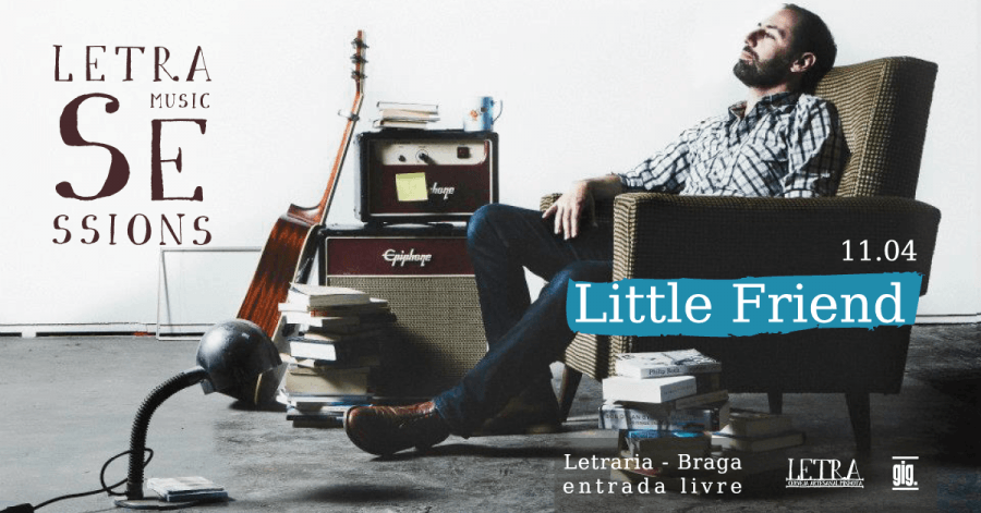 Little Friend • Letra Music Sessions