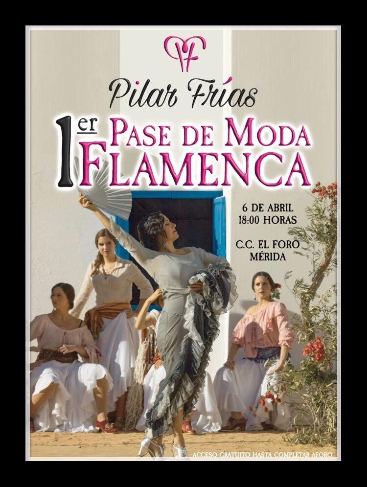 I Pase de Moda Flamenca