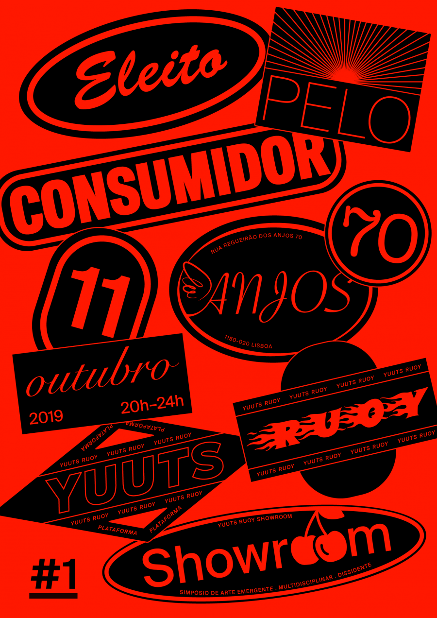 CICLO #1 ELEITO PELO CONSUMIDOR / Showroom Yuuts Ruoy