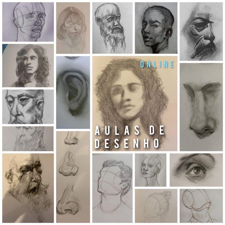Workshop de Desenho - SANTA MARIA DA FEIRA - CASTELO