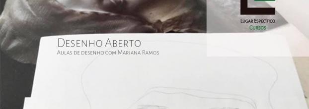 DESENHO ABERTO - Aulas de Desenho com MARIANA RAMOS