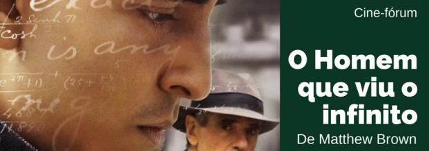 Cine-Fórum - O homem que viu o infinito - De Matthew Brown