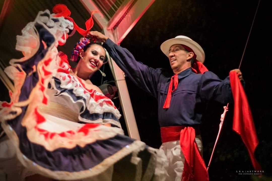 Teatro en el museo. Matambú. Baile folclórico